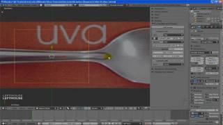 Tutorial Início Blender 03 - Exercícios Modelagem