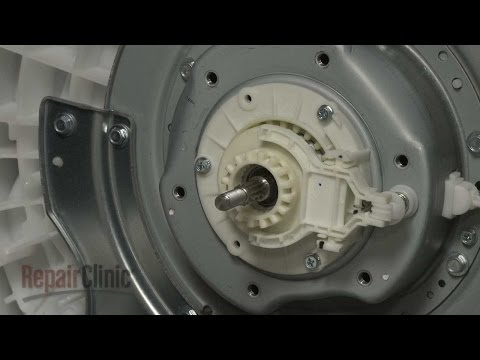 Shift Actuator and Coupling Assembly - LG Top Load Washer