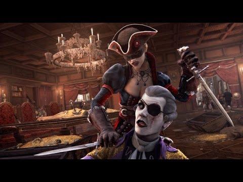 Expert Lady Assassins (Assassin's Creed IV MP)