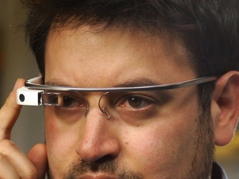Hands-on with Google Glass