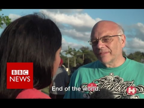 US election: Voters voice worst-case scenarios - BBC News