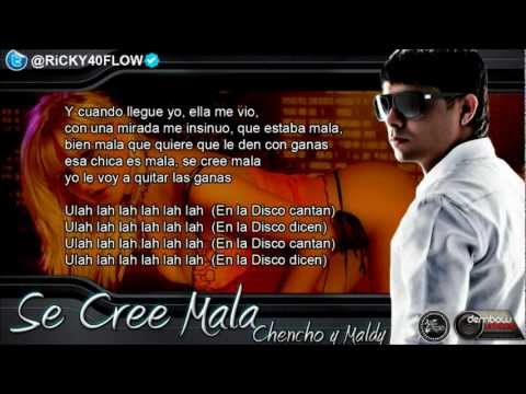 Plan B - Se Cree Mala (con Letra) La Formula (original) Lirics 2014 video