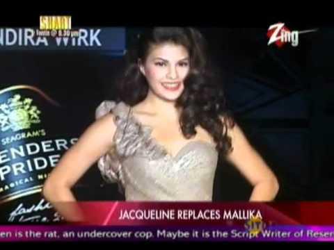 Jacqueline Fernandez is the next Mallika Sherawat
