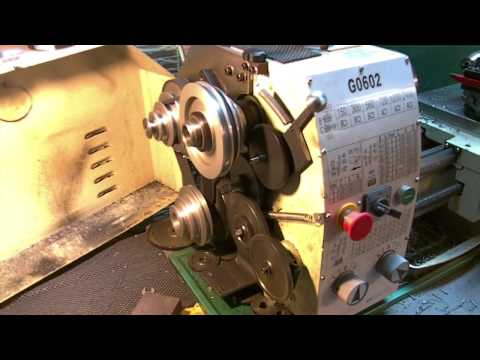 Modifications to the Grizzly G0602 lathe and the G0619 Mill/drill
