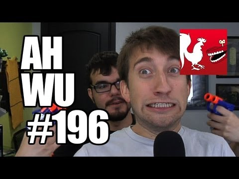 Achievement Hunter Weekly Update #196 (Week of January 13, 2014)