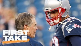 Stephen A. Smith counting on Tom Brady and Bill Belichick to turn it around | First Take | ESPN