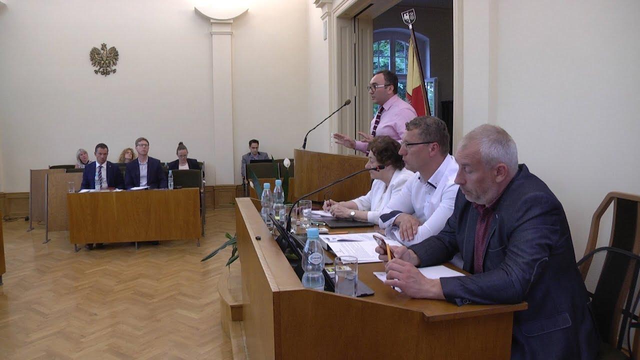 XV sesja Rady Miejskiej, część I