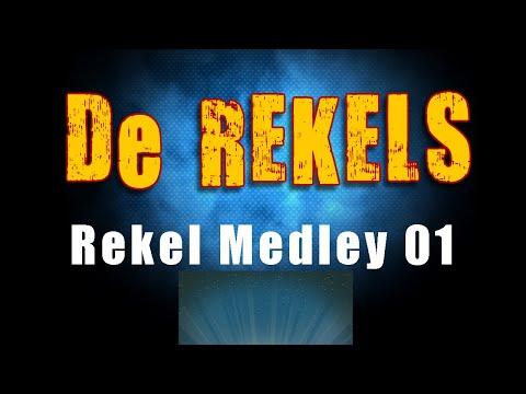 De Rekels (zonder Hanny) - Rekel Medley 01/instrumentaal 1988