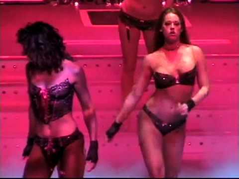 las vegas nude show photos