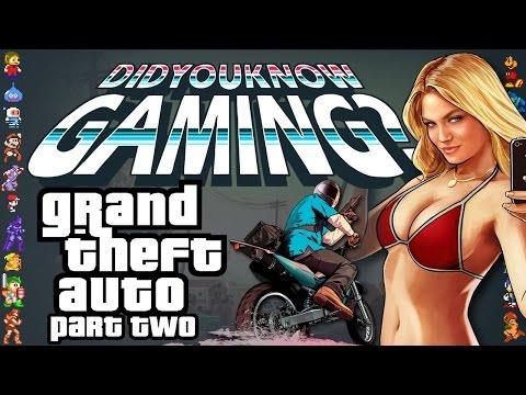 Grand Theft Auto - А вы знаете игры? (Часть 2)