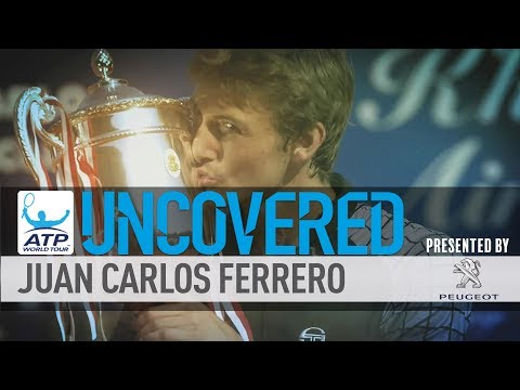 ATP Uncovered Pays Tribute To Juan Carlos Ferrero