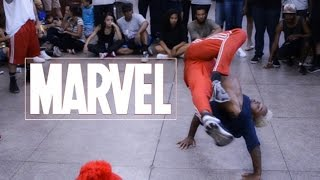 ░MARVEL MOVES░