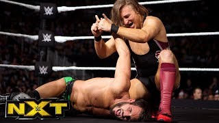 Pete Dunne vs. Johnny Gargano - WWE United Kingdom Championship Match: WWE NXT, Nov. 22, 2017