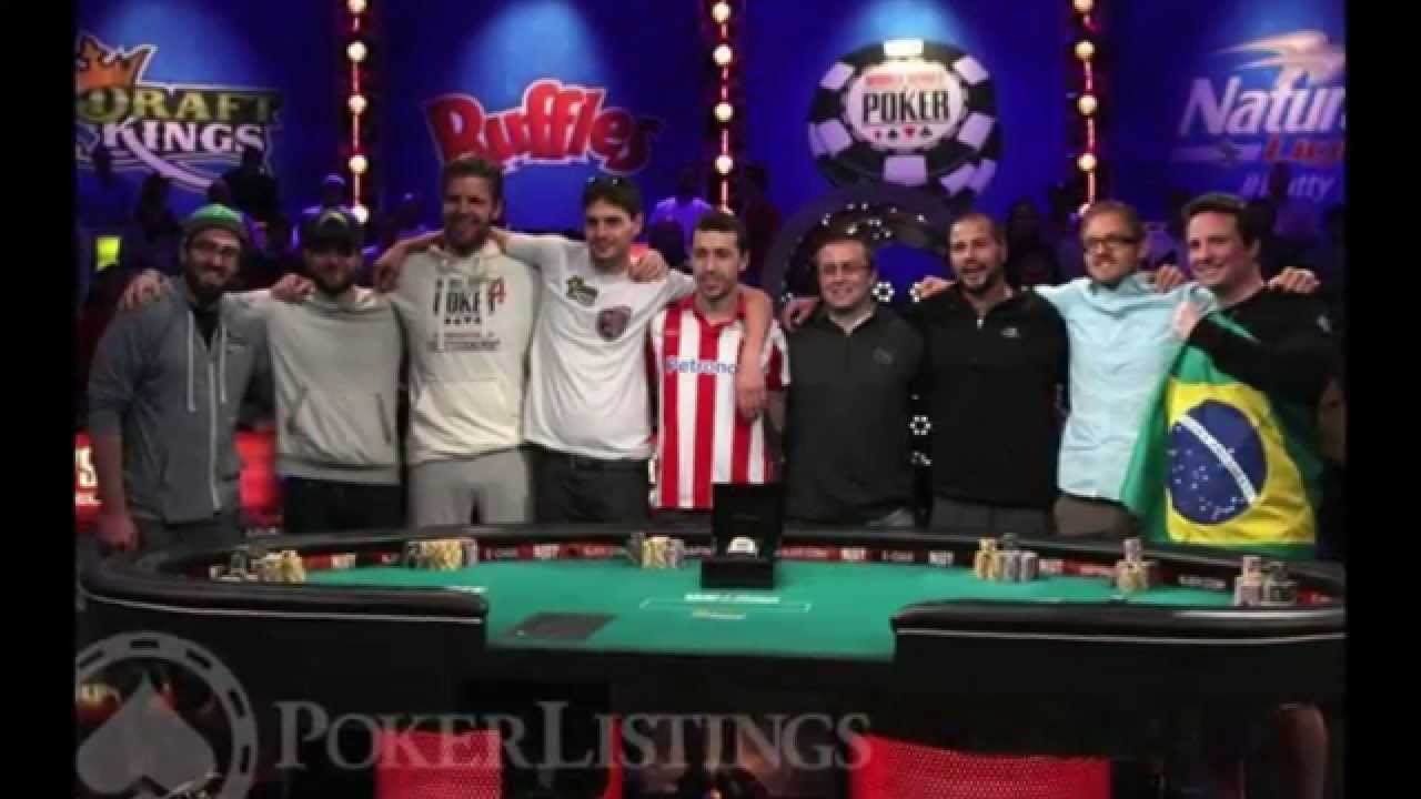 odds world series epl poker