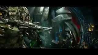 Transformers 4: Age of Extinction final trailer Linkin park '' BURN IT DOWN ''