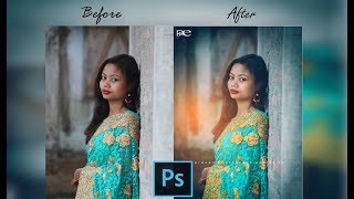 How to make your photos LOOK BETTER FAST! Photoshop Tutorial profesonal
