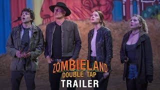 ZOMBIELAND 2: DOUBLE TAP Official Trailer 2 New Zealand (International)