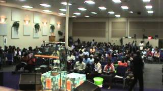 Pastor Audalus Estime - 4th Annual Praise and Worship Convention at Maranatha. part 15