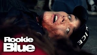 Andy Gets Shot! | Rookie Blue