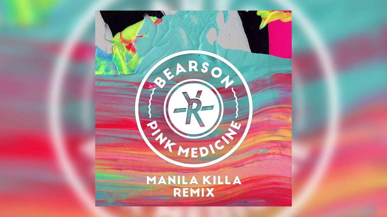 Bearson - Pink Medicine (Cover Art)