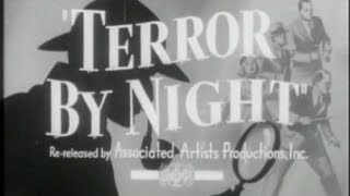 Sherlock Holmes: Terror By Night (1946) TRAILER