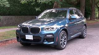 All-New BMW X3 Review