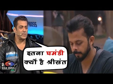 Bigg Boss 12 : Salman Khan Badly Angry On Sreesanth | Weekend Ka Vaar | BB 12