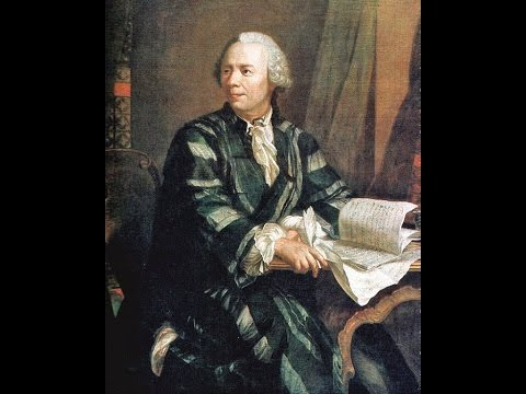 the life of leonhard euler as the greatest and most prolific mathematicians Leonhard euler (15 april 1707 – 18 september 1783) is considered to be the preeminent mathematician of the 18th century, and arguably one of the greatest of all time he is also one of the most prolific mathematicians ever his.