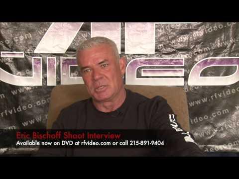 Eric Bischoff Shoot Interview Preview