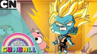 The Amazing World of Gumball | How to Deal with a Bully | Cartoon Network