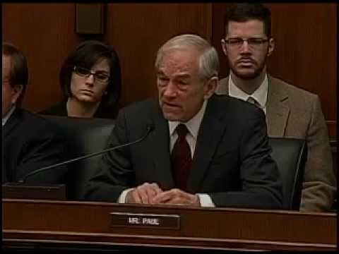 Financial Services Hearing Highlights Feb 29 2012 - Dr. Ron Paul Unmatched Intellect - EndTheFed!
