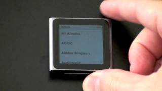 New iPod Nano Leaked?