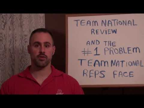 Home Business Ideas  Honest Review of Team National and The Biggest Problem Team National Reps Face