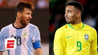 Will Argentina lift their first cup in 26 years or will Brazil reign supreme at home? | Copa America