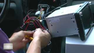 How to replace the navigation of your VW, Skoda; rewiring tips for android ; dashboard jetta