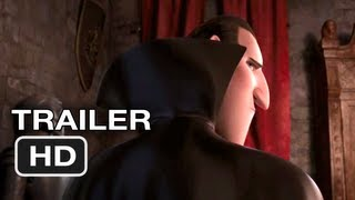Hotel Transylvania - Hotel Transylvania Official Trailer #1 - Adam Sandler Movie (2012) HD