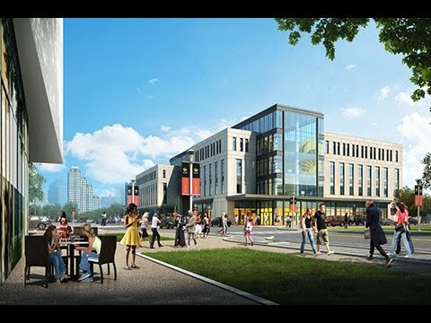 OCFL Update - UCF And Valencia Downtown Campus Groundbreaking