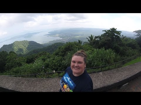 Download Lagu WE SAW THE WORLD'S SMALLEST ACTIVE VOLCANO! PHILIPPINES VLOG 11 MP3 Free