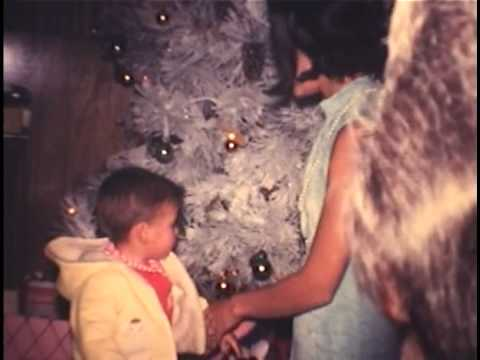 Old 8mm  2 Christmas 1971 video