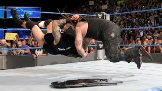 Randy Orton RKO on Bray Wyatt - Backlash 2016 - September 11, 2016