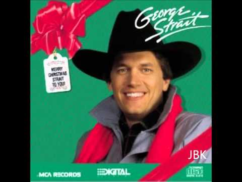 George Strait - Merry Christmas Strait To You