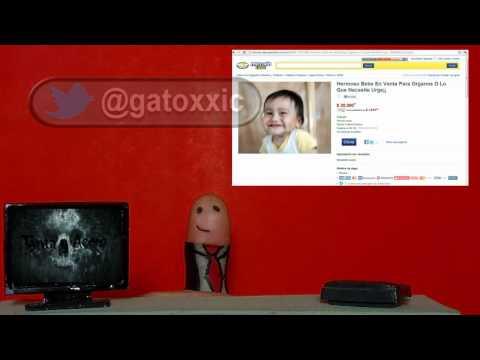 VENDEN BEBE EN MERCADO LIBRE ( TV AZTECA FUERA DE TV POR CABLE )