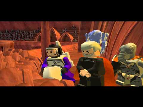 LEGO Star Wars: The Video Game All Cutscenes