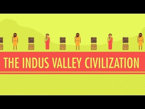 Indus Valley Civilization: Crash Course World History #2