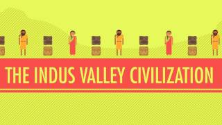 Indus Valley Civilization_ Crash Course World History #2