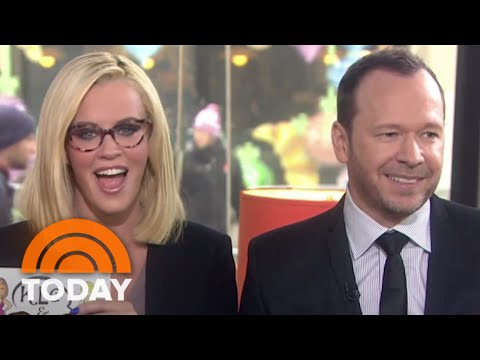 Jenny McCarthy & Donnie Wahlberg's Reality TV Wedding | TODAY
