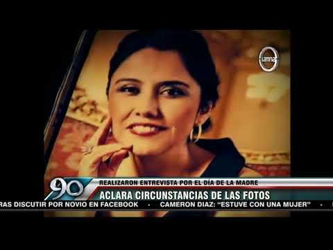 Nadine Heredia niega haber querido censurar entrevista