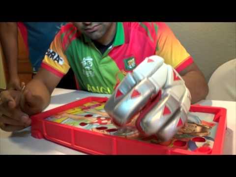 ICC World T20 Speed Operation - Bangladesh, Nepal, Ireland, UAE