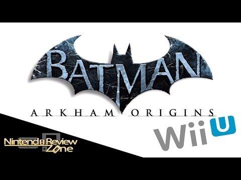 Batman: Arkham Origins Wii U Review! - Nintendo Review Zone!