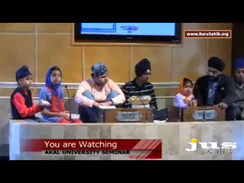 Akal University - Guru ki Kashi Educational Seminar at Charlotte Gurdwara Sahib - USA (Part-1)